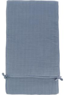 Moumout Cobertor Infantill - Azul