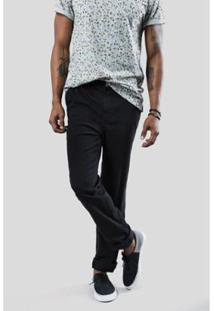 Calca Casual Textura Reserva Masculina - Masculino