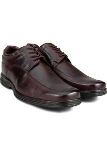 Sapato Social Couro Walkabout Masculino - Masculino-Café