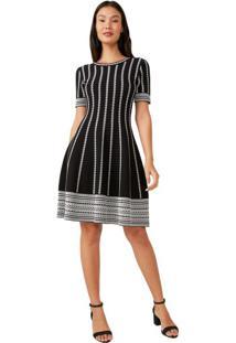 Vestido Preto feminino  bbaa2665de1