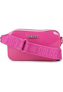Bolsa Colcci Mini Bag Santorini Feminina - Feminino-Rosa