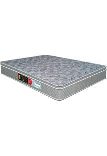 Colchão Castor D33 Sleep Max Duplo 25Cm Casal 138