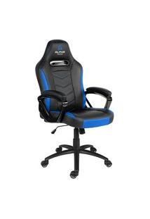 Cadeira Gamer Alpha Gamer Kappa, Black Blue