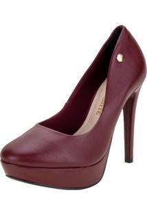 Sapato Feminino Salto Alto Via Marte - 20905