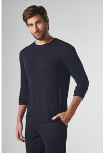 Camiseta Manga Longa Vento Reserva Masculina - Masculino