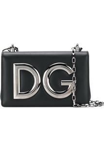 Dolce & Gabbana Clutch 'Dg Girls' - Preto