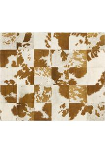 Pele Brown/White 30X30