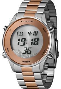 Relógio Lince Feminino Sdt4639Lsxsr