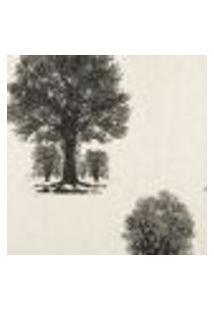 Papel De Parede Enchantment 121805 Vinílico Com Estampa Contendo Toile De Jouy