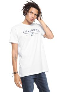 Camiseta Billabong Unity Branca