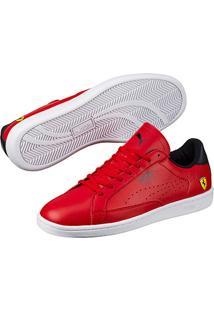 Tênis Puma Scuderia Ferrari Match Masculino - Masculino