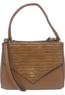 Bolsa Pequena Casual Importada Sys Fashion Marrom