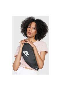 Pochete Nike Sportswear Heritage Waistpack Fa21 Preta