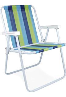 Cadeira Alta Aço 2220 Mor
