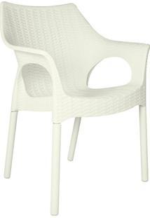 Cadeira Relic Polipropileno Marfim I'M In