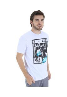 Camiseta Fatal Estampada 20336 - Masculina - Branco