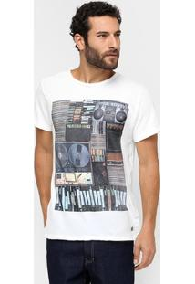 Camiseta Sérgio K. Vintage - Masculino