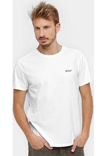 Camiseta Reserva Estampada Crowd Masculina - Masculino