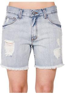 1f982f1b77 ... Shorts Jeans Estonado Destroyed Handbook