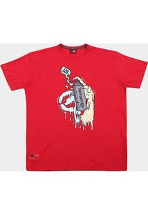 Camiseta Ecko Estampa Grafite Plus Size Masculina - Masculino