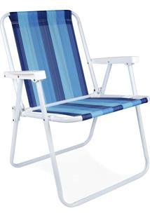 Cadeira Alta Aço 2221 Mor