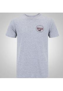 Camiseta Urgh Addicts - Masculina - Cinza Claro