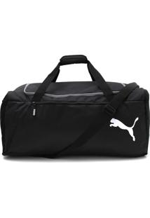 Mala Puma Fundamentals Sports Bag L Preta