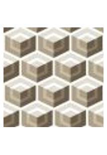 Papel De Parede Adesivo Decoração 53X10Cm Bege -W22541