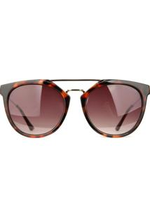 Óculos De Sol Atitude At5294 G21/53 Tartaruga - Kanui