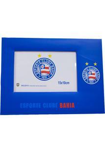 Porta Retrato Minas De Presentes Papelão Para Uma Foto 15X10Cm - Bahia Azul - Kanui