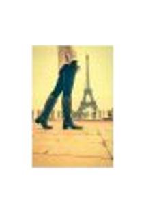 Painel Adesivo De Parede - Torre Eiffel - Paris - 1535Pnm