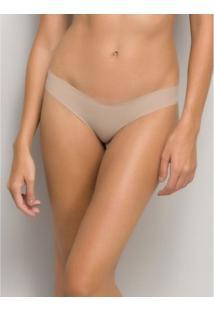 Calcinha Fio Dental Nude Hope 3785 P/Eg Camurca