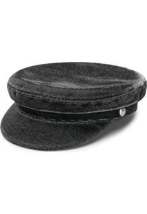 Manokhi Mano Hat - Prateado