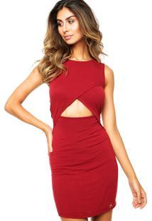 647df34b0 Vestido Carmim Vermelho feminino | Shoelover