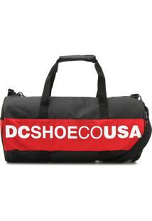 Mala Dc Shoes Hawker Duffle Kvj0 Vermelha