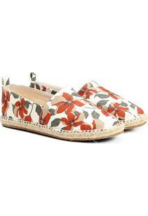 Sapatilha Shoestock Hibisco Feminina