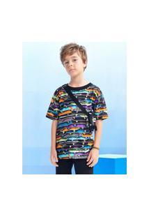 Camisetas Skates Coloridos Youccie