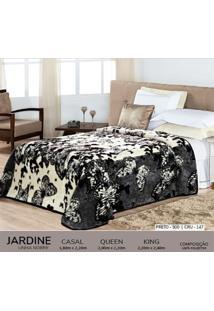 Cobertor Queen Nobre - Jardine