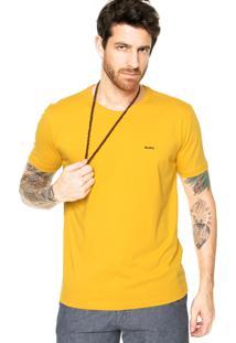 Camiseta Redley Storyboard Amarela