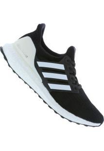 Tênis Adidas Ultra Boost - Masculino - Preto/Amarelo
