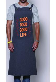 Avental Good Food Good Life