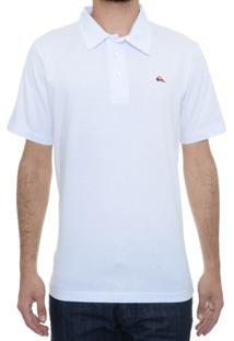 Camisa Polo Quiksilver Send - Masculino