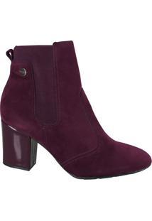 Bota Modare Ultraconforto Ankle Boot Feminina
