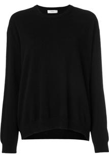 Pringle Of Scotland Cashmere Plain Pullover - Cinza