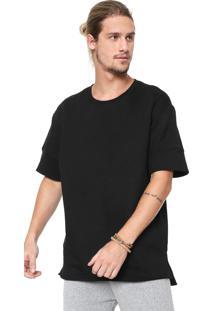 Camiseta Osklen Eco Bold Preta