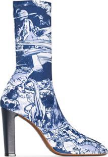 Neous Ankle Boot Laelia - Azul