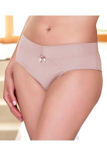 Calcinha Alta Mondress (50E) Plus Size, Nude, Eg1