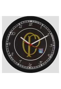 Relógio De Parede Corinthians Paulista