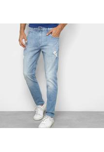 Calça Jeans Skinny Ellus Masculina - Masculino