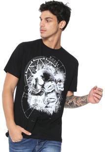 Camiseta Fatal Surf Especial Preta